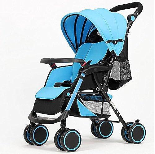 edición limitada en caliente Bike La La La Carretilla del bebé se Puede Doblar y se doblan el Cochecito de bebé de Cuatro Ruedas del bebé del Carro del bebé del BB de la Carretilla  venta de ofertas