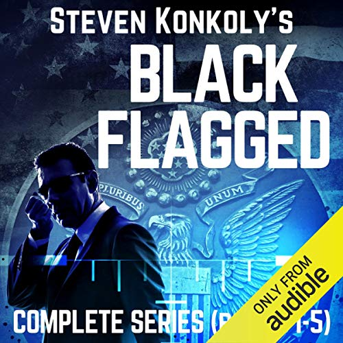 Black Flagged: The Complete Series Boxset: The Black Flagged Series