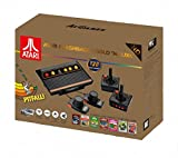 Two 2.4G wireless Controllers 720p HDMI output Multiple display modes Atari Flashback 8 Gold deluxe with 120 games