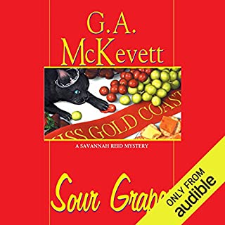 Sour Grapes audiobook cover art