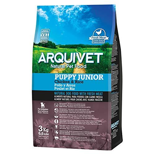 Arquivet Comida para Perros Junior - 3 kg