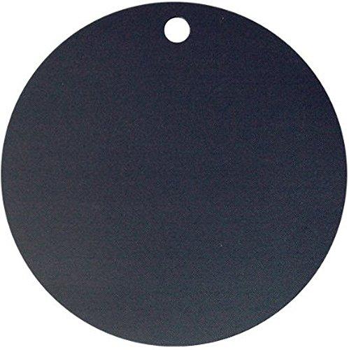 栗原はるみ まな板(丸) 35cm ネイビー×ホワイト HK11622