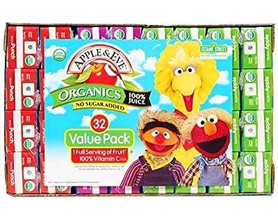 Apple and Eve Sesame Street Organics