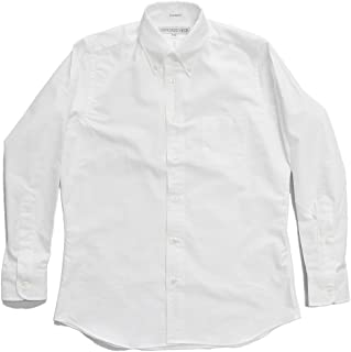 (インディビジュアライズドシャツ)INDIVIDUALIZED SHIRTS STANDARD FIT BUTTON DOWN SHIRT(Cambridge Oxford) White individualizedshirts67945 サイズM 色White