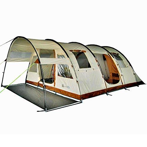 skandika Campingzelt Kairo 6 Personen, 5000 mm Wassersäule, Modell 2012