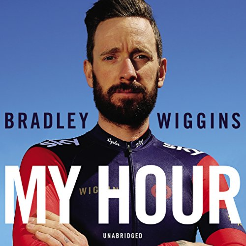 Bradley Wiggins: My Hour cover art