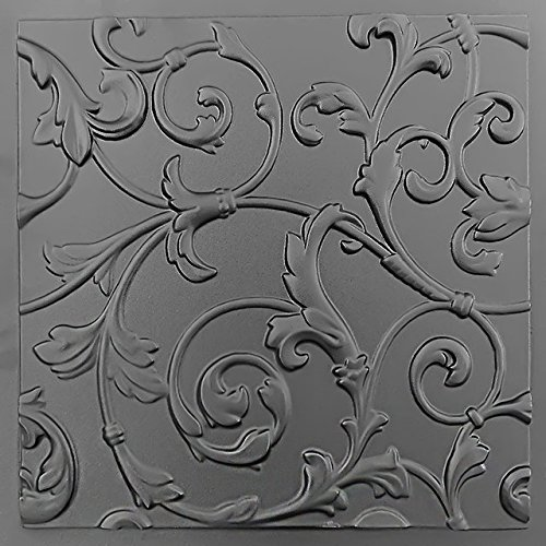 Plastic Mold Form for Wall Panel'Lily' Wall Mold for Gypsum or Concrete