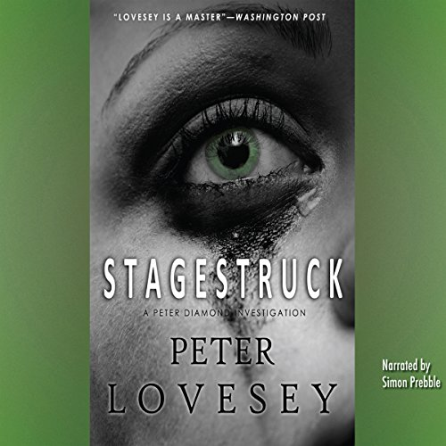 Stagestruck audiobook cover art