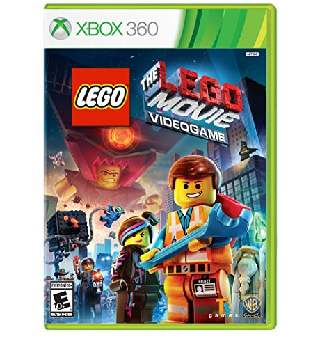 The LEGO Movie Videogame  Xbox 360 Standard Edition