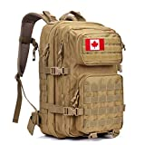 MEWAY 42L Military Tactical Backpack Large Army Rucksacks Bag Outdoors Hiking Daypack Hunting