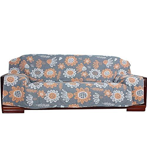 Funda de sofá geométrica, Funda de sofá, Funda de sofá de 3 Cojines, Funda de sofá seccional, Funda de sofá de Sala de Estar, Funda de sofá de Perro, Funda de sofá