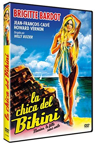La Chica del Bikini (Manina, la Fille sans Voile) 1952 [DVD]
