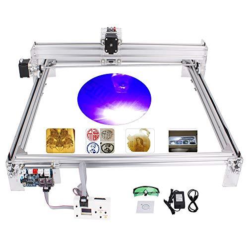 TQ 6550 15W CNC Graviermaschine Arbeitsbereich 65cm * 50cm, DIY Engraver-Maschine, Holz Router, Laser Cutter, CNC-Fräser,6550nolaser