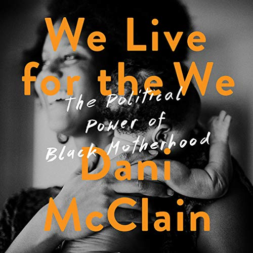 We Live for the We audiobook cover art