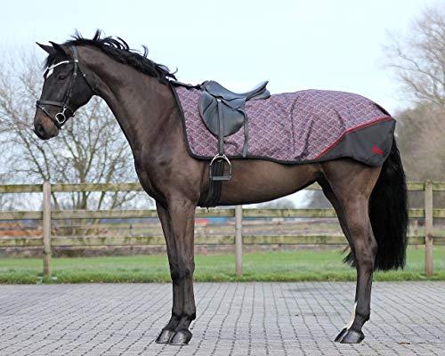 QHP Ausreitdecke Pferdedecke Turnoutdecke Outdoordecke Regendecke Pferde-Decke ARBO-INOX® (M, Typ 4)