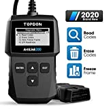 Best Car Code Readers - Code Reader,Topdon Artilink200 OBD2 Scanner for DTC Reading/Clearing Review
