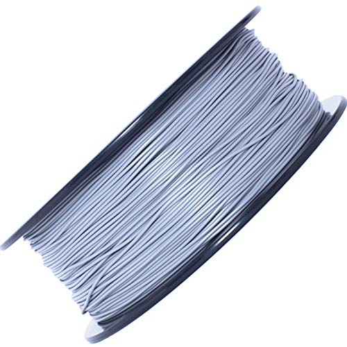 PRILINE PETG-1KG 1.75 3D Printer Filament, Dimensional Accuracy +/- 0.03 mm, 1kg Spool, 1.75 mm,Grey