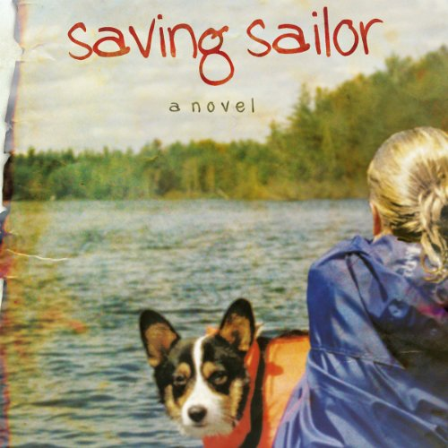 Saving Sailor audiobook cover art