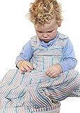Merino Kids Saco de Dormir para Bebés de Algodón 0-2 Años, Mulberry