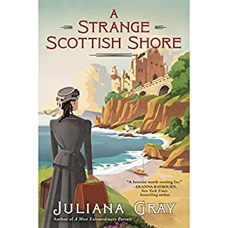 A Strange Scottish Shore cover art