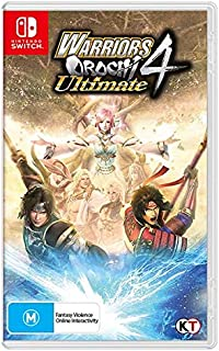 Warriors Orochi 4 Ultimate - Nintendo Switch