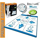 Wii DDR Non-Slip Game Pad