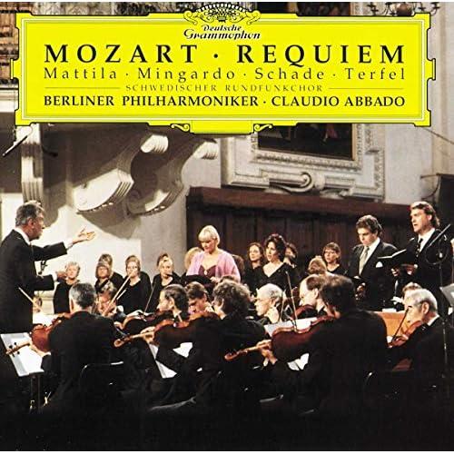 Requiem In D Minor K626,Vesperae Solennes De Confessore, K339 Laudate Dominum
