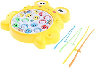 Homyl Fishing Toys for Kids - Fun Toys Fishing Game with Cute Fish and Fishing Rod, Gift for Toddlers Boys Girls Kids Chil...