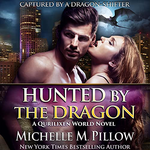 Hunted by the Dragon cover art