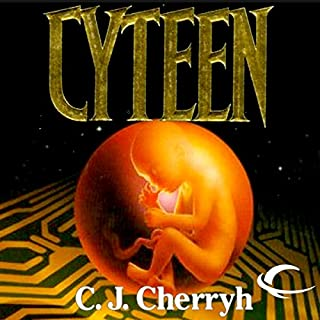 Cyteen cover art