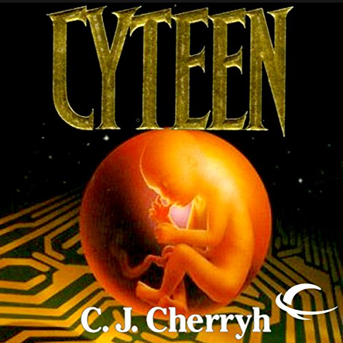 Cyteen audiobook cover art