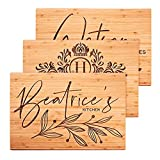 Personalized Gifts, Cutting Boards for Kitchen Mothers Day Gifts...