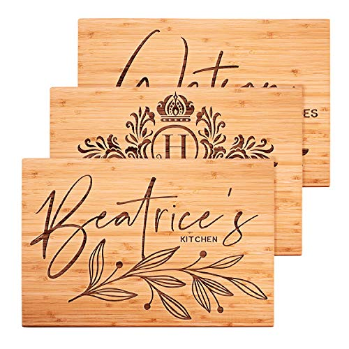 Personalized Cutting Board, 15 Designs - Mothers Day Gifts,...