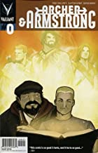 Archer & Armstrong #0 Pullbox Cover Comic Book 2013 - Valiant