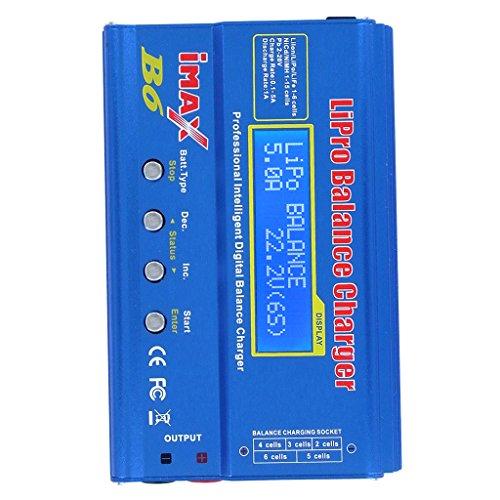 iMAX B6 Mini Lipo NiMh Balance Charger/Ladegerät für RC-Akku