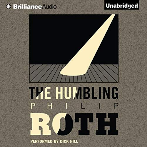 The Humbling audiobook cover art