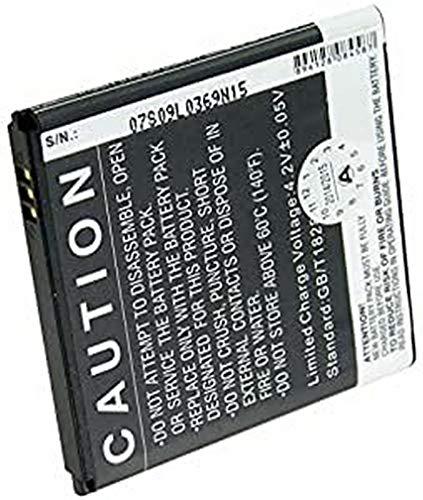 Akku für Mobistel Cynus F4 BTY26183 Ersatzakku