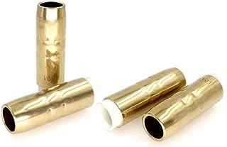 4391 Outside Nozzle for 200-300A Bernard Elliptical Q-S MIG Welding Guns 5pcs