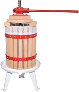 used grape press