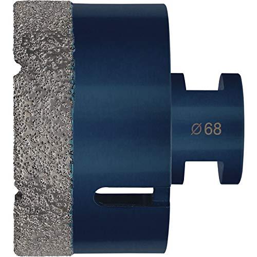 MARCRIST 493202068 - Broca de diamante para azulejos PG350X-M14, diámetro 68 mm