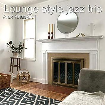 Lounge Style Jazz Trio