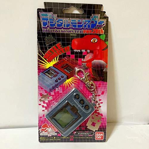 デジタルモンスター ver.20th オリジナルグレー デジモン 20周年記念 DIGITAL MONSTER