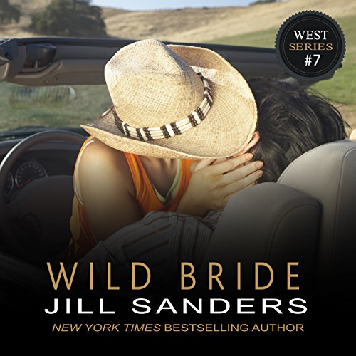 Wild Bride audiobook cover art