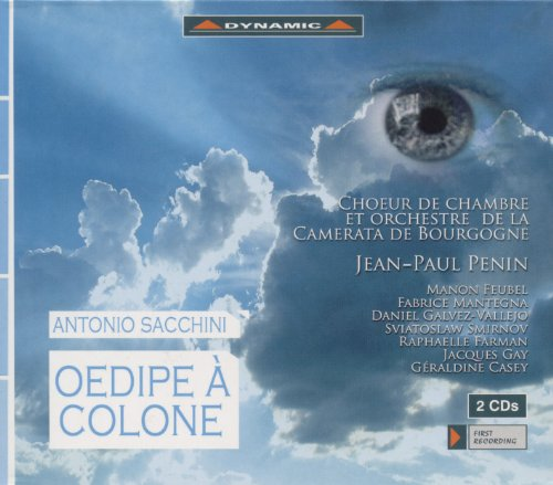 Oedipe a Colone: Act III Scene 1: On vient (Polynice) - Scene 2: Auguste malheureux (Thesee)