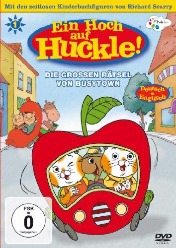 Ein Hoch auf Huckle, Vol. 1: Die großen Rätsel von Busytown