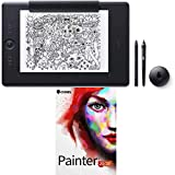 Wacom Intuos Pro Large Paper Edition PTH860P Bundled with Corel Painter 2020 Academic