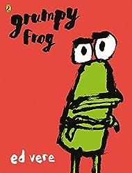 Grumpy Frog by Ed Vere