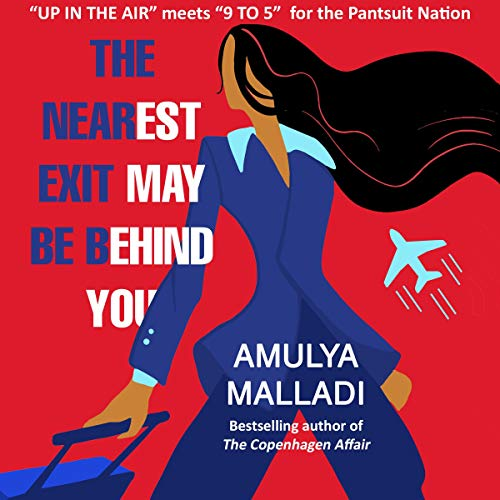 The Nearest Exit May Be Behind You: A Novel audiobook cover art