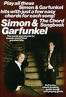Simon And Garfunkel - The Chord Songbook (Paul Simon/Simon & Garfunkel)