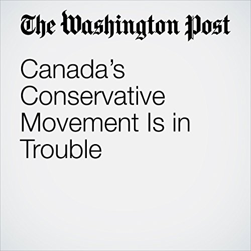 Canada's Conservative Movement Is in Trouble copertina